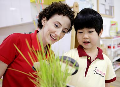 Trường mầm non Sakura Montessori (SMIS) - Hạ Long