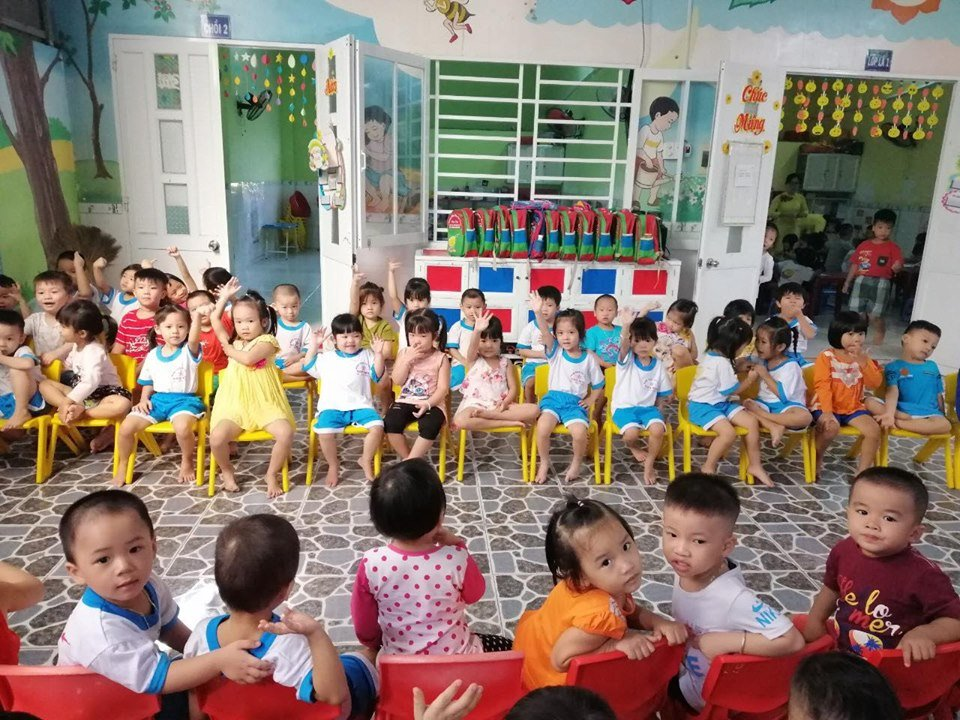 Trường mầm non Sao Mai - Tân Phong
