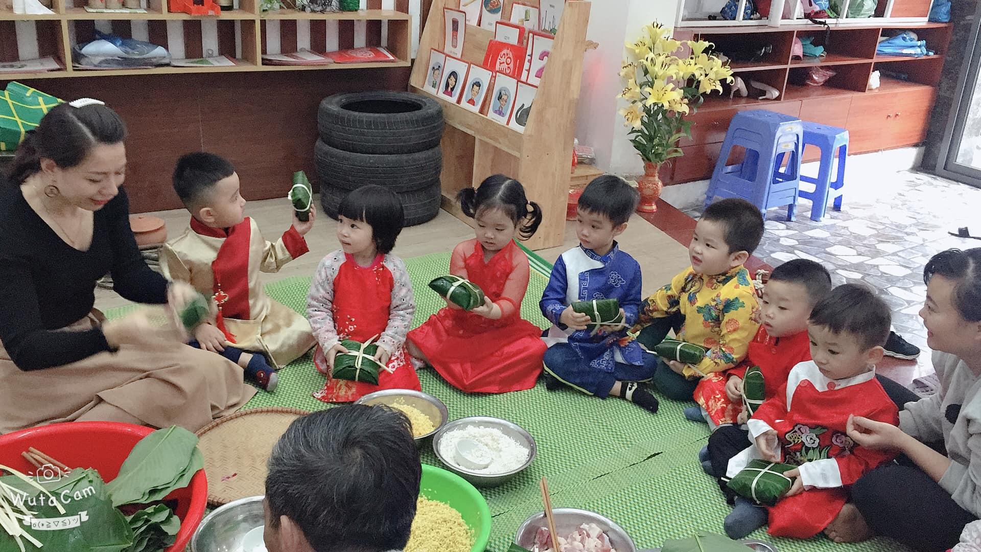 Trường mầm non Sao Sáng Plus - Thạch Bàn