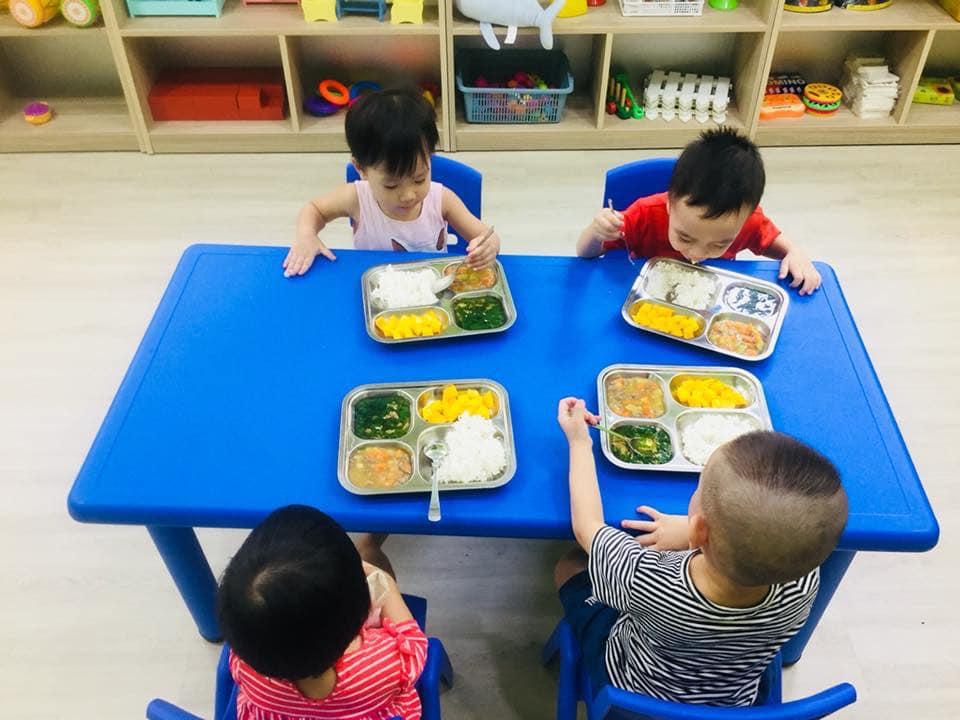 Trường mầm non Sao Thăng Long - Nguyễn Văn Cừ