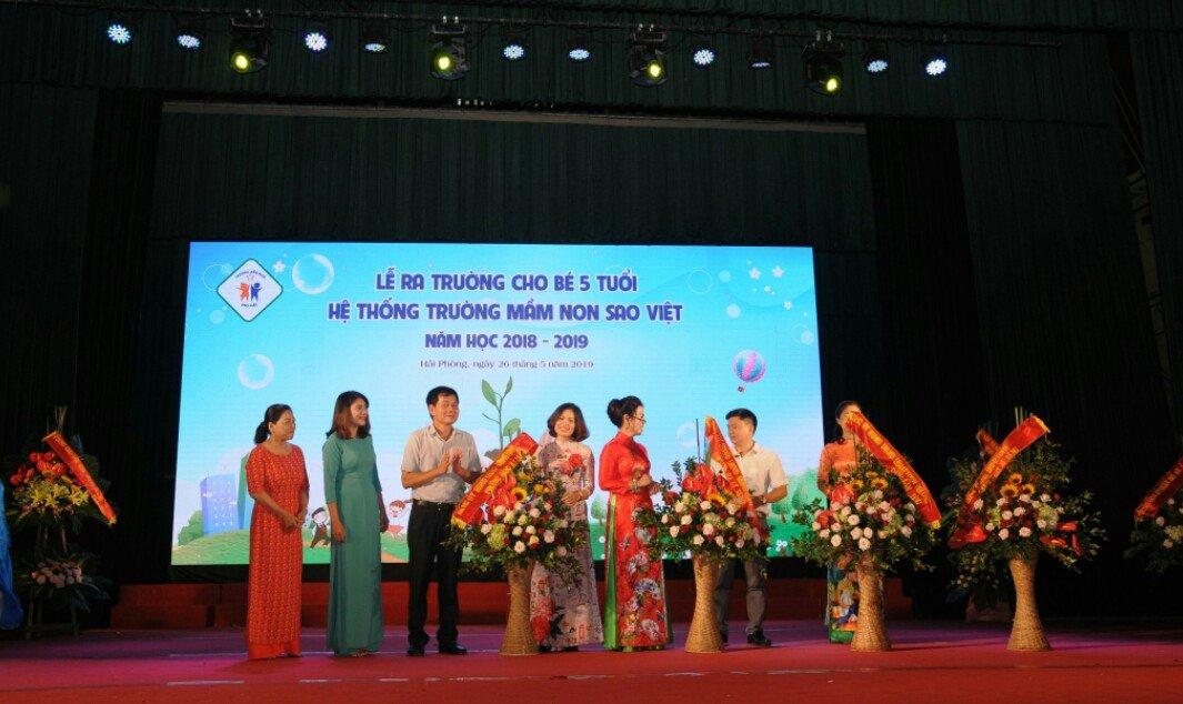 Trường mầm non Sao Việt 2 - Cát Bi