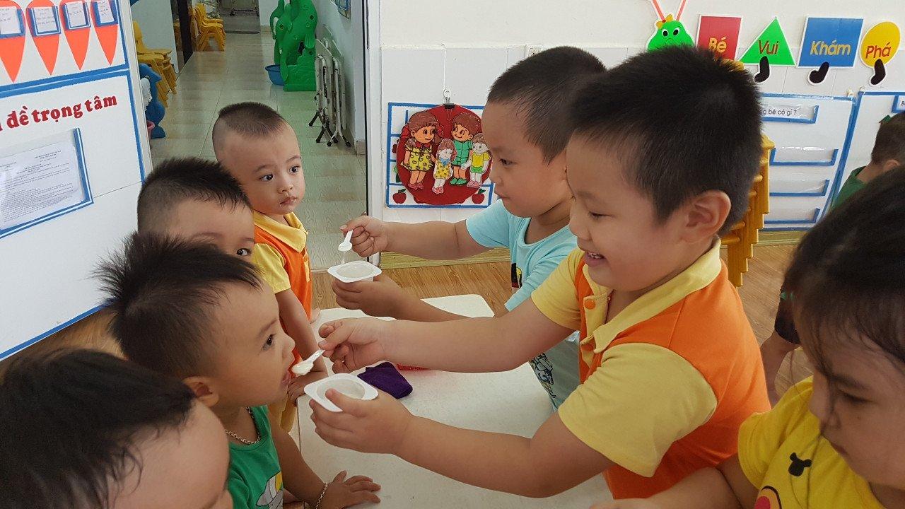 Trường mầm non Sao Việt 3 - Lũng Bắc