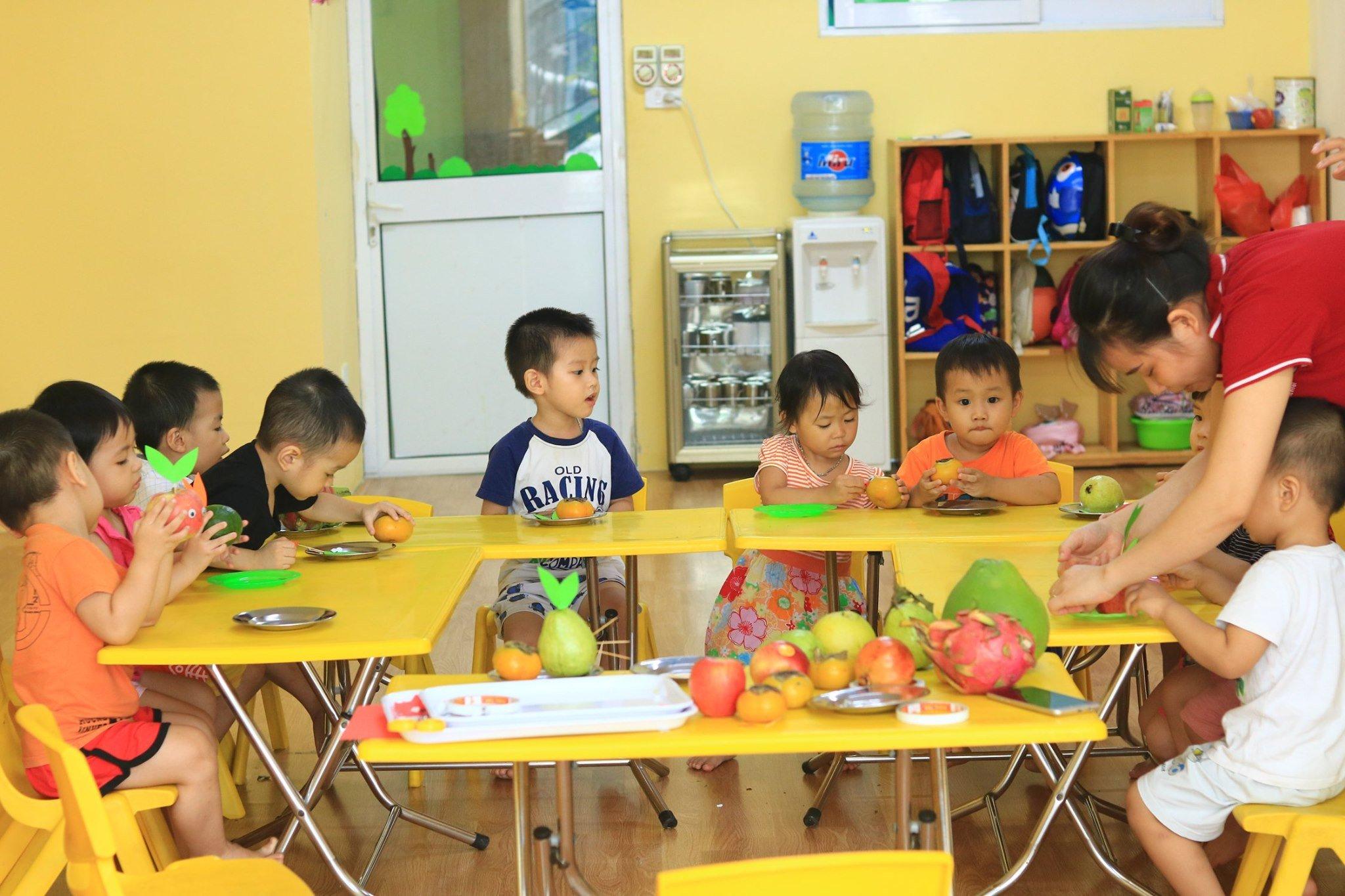 Trường mầm non Sao Việt - Tố Hữu