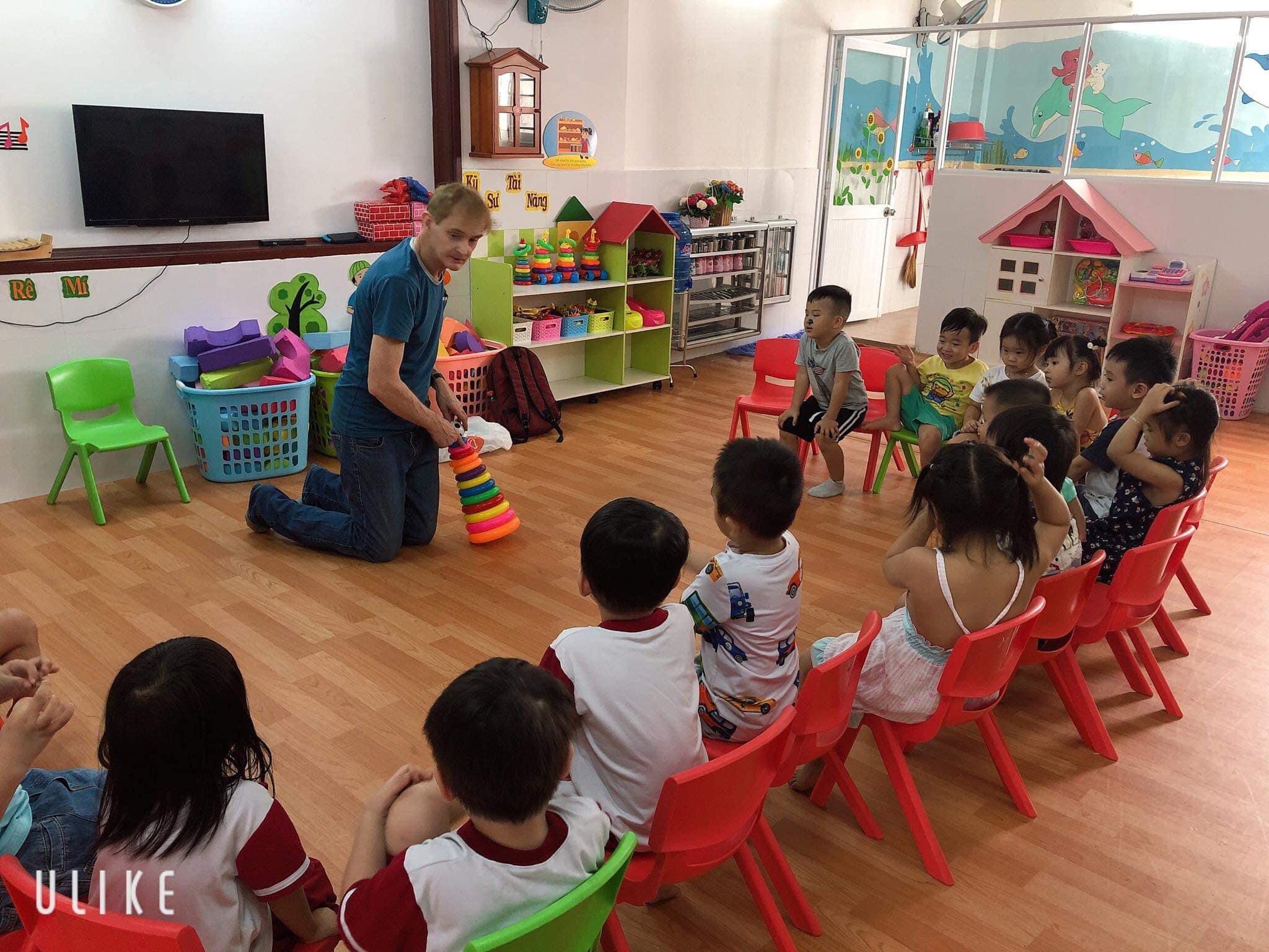 Trường mầm non Sao Việt Úc - Phường 11