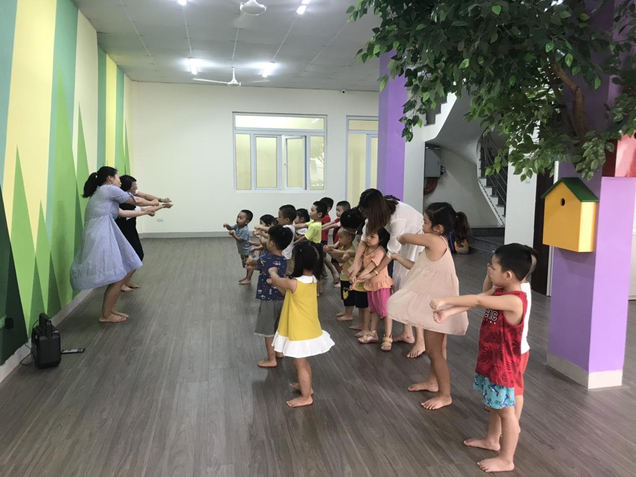 Trường mầm non Sasuke (Cơ sở 2) - 885 Tam Trinh