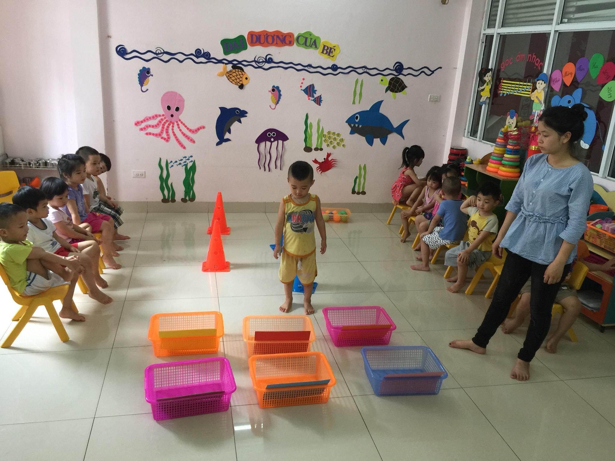 Trường mầm non Sen Vàng Kindergarten - Hà Đông