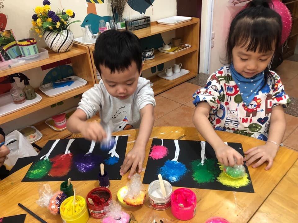 Trường mầm non Sesame Garden (Vườn Vừng) - Trung Hoà