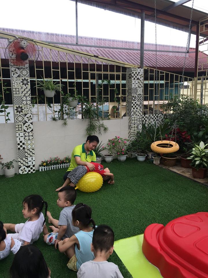 Trường mầm non Smile Kids - Phố Vọng