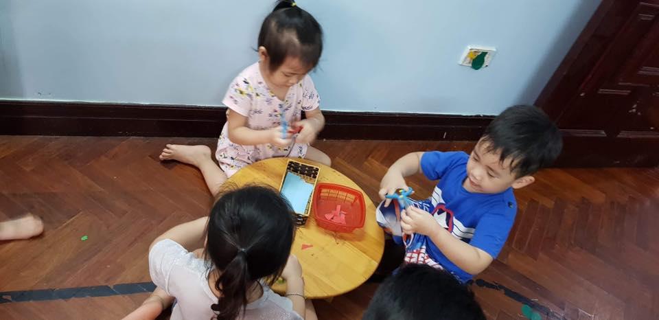 Trường mầm non Sơn Ca Định Công - Hoàng Mai