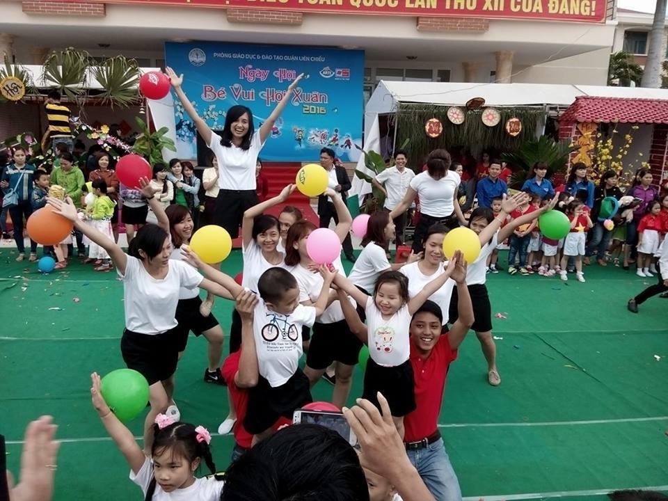 Trường mầm non Sơn Ca - Khu dân cư Thanh Vinh