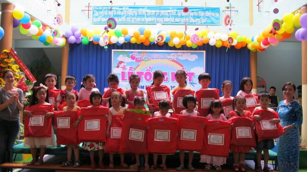 Trường mầm non Sơn Ca - Long Thạnh Mỹ