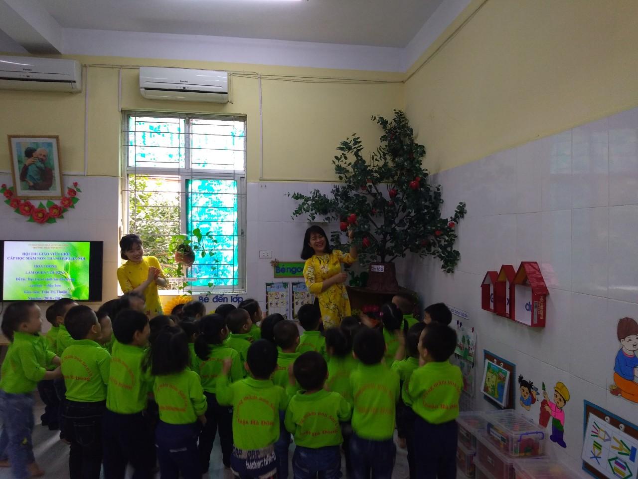 Trường mầm non Sơn Ca -  Phường Phúc La