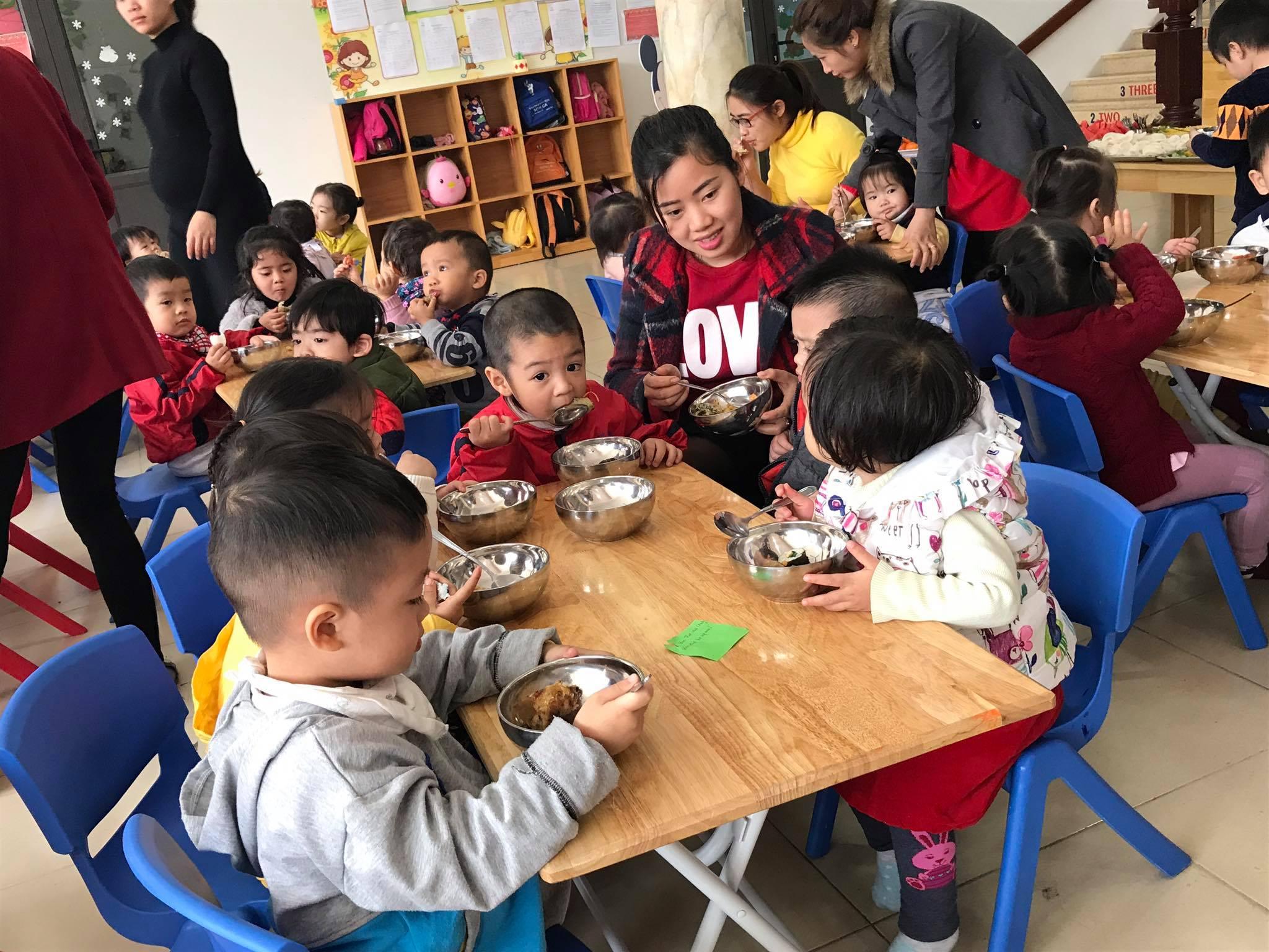 Trường mầm non Sơn Ca - Sóc Sơn