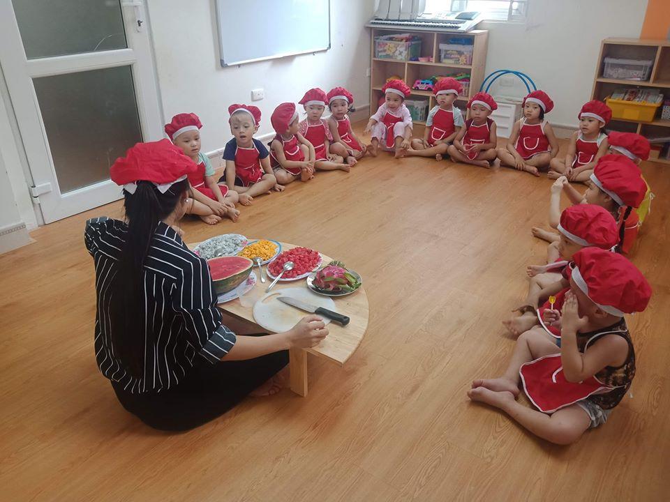 Trường mầm non song ngữ Ánh Bình Minh - Văn Khê