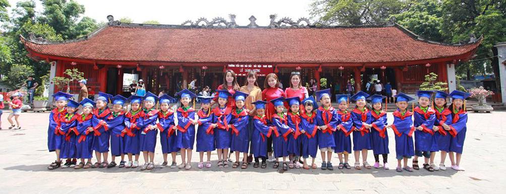 Trường mầm non Song Ngữ Cao Cấp Little Foot - Thái Hà
