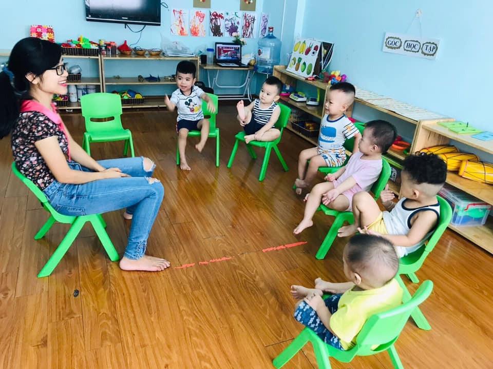 Trường mầm non song ngữ H School - Mộ Lao