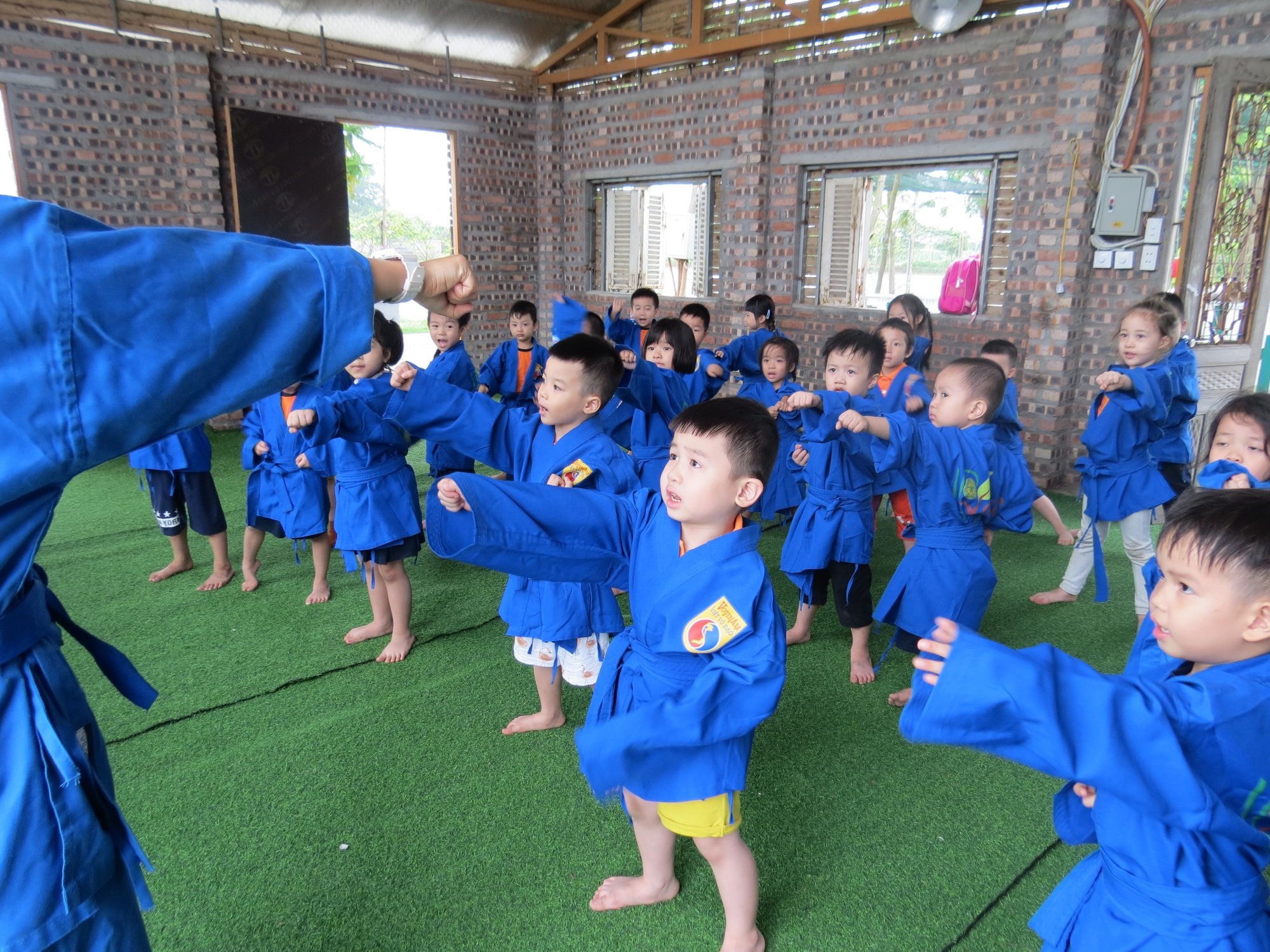Trường mầm non song ngữ Hoa Trà My I ( Camellia School)- Trung Hòa - Nhân Chính