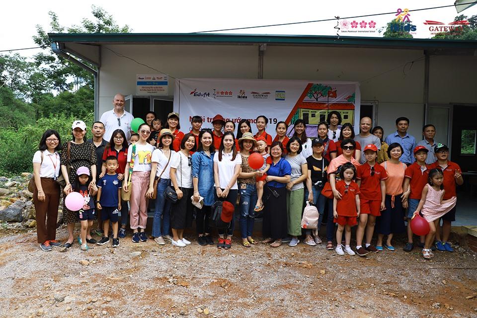 Trường mầm non song ngữ Ikids Montessori - KĐT Hateco