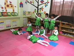 Trường mầm non song ngữ Kidlinks - Lê Văn Lương