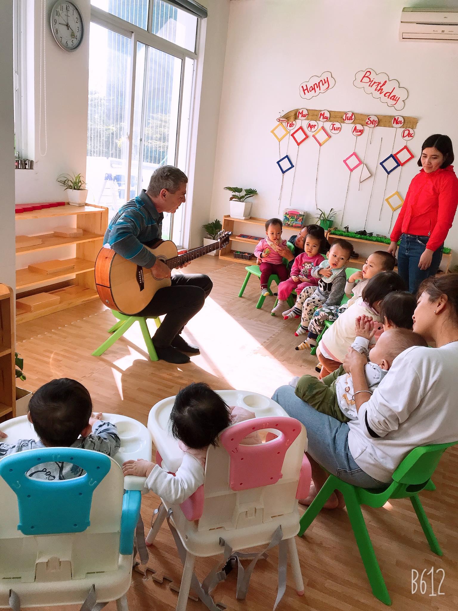 Trường mầm non song ngữ Kids Smile Montessori - Ngoại Giao Đoàn