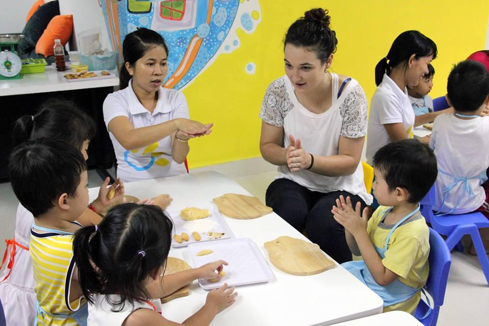 Trường mầm non Song ngữ Kidzone Campus 3 - Phú Hữu