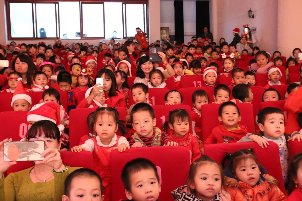 Trường mầm non Song Ngữ Lucky Star ( Ngôi Sao May Mắn) - KĐT Văn Khê