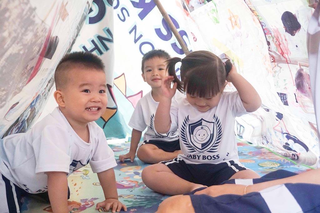 Trường mầm non Song Ngữ Nhóc Trùm (Baby Boss) - Thảo Điền