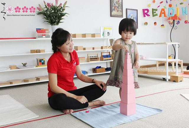 Trường mầm non Song ngữ Quốc tế Sakura Montessori - Quận 2