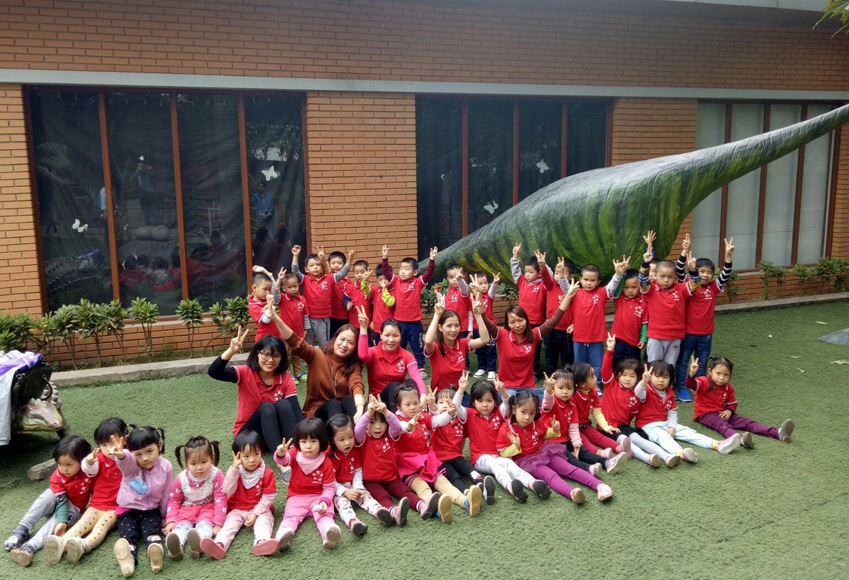 Trường mầm non Song Ngữ Sao Hà Nội (Bilingual kindergarten HaNoi Star) -  Tây Mỗ