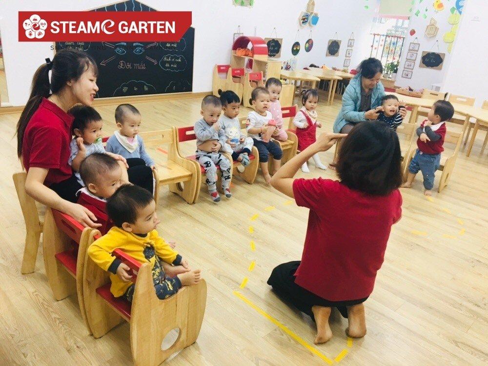 Trường mầm non song ngữ STEAME GARTEN - Đại Từ