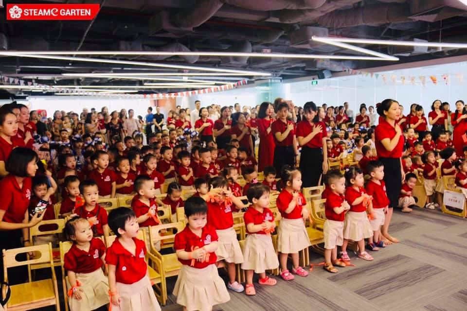 Trường mầm non song ngữ STEAME GARTEN - Lê Trọng Tấn
