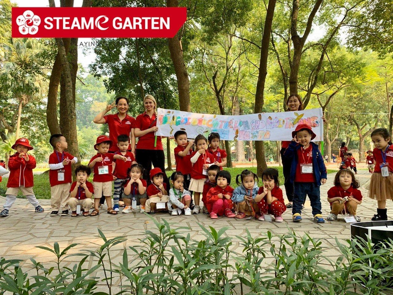 Trường mầm non song ngữ STEAME GARTEN - Xuân Diệu