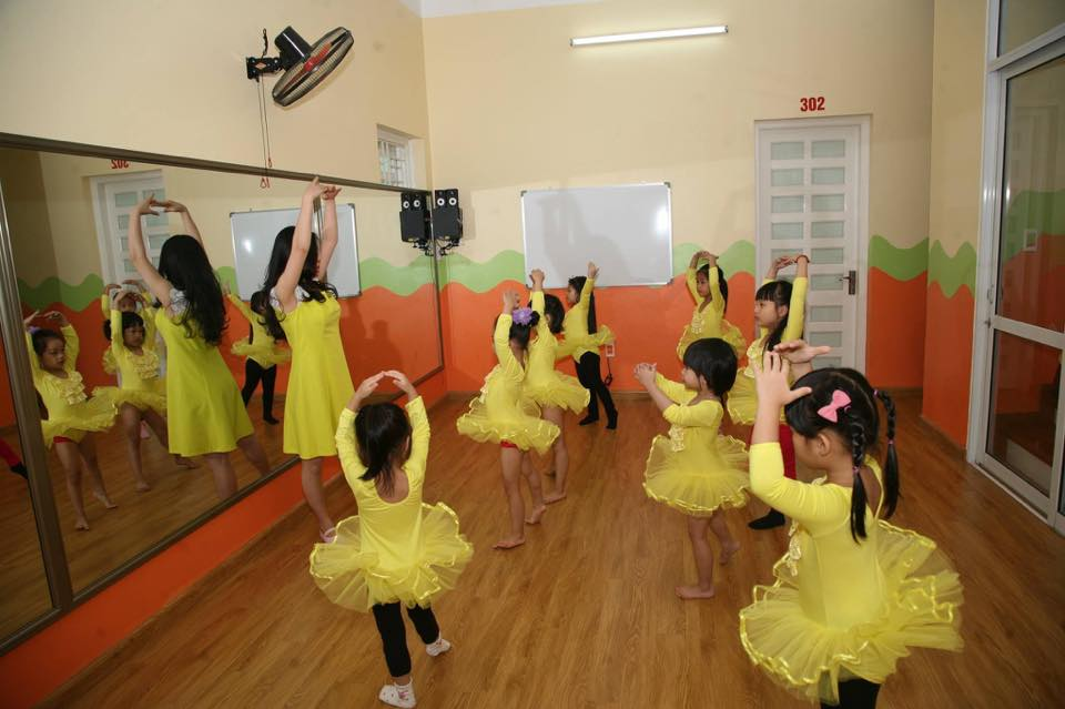 Trường mầm non song ngữ và năng khiếu Vườn Ươm Trí Tuệ - Hà Huy Tập