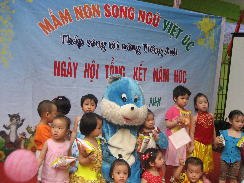 Trường Mầm non song ngữ Việt Úc - Hoàng Cầu