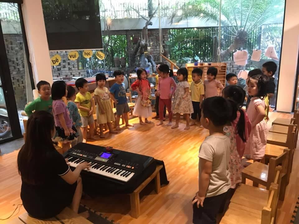 Trường mầm non Viethan Montessori Viet - KĐT Kim Văn Kim Lũ