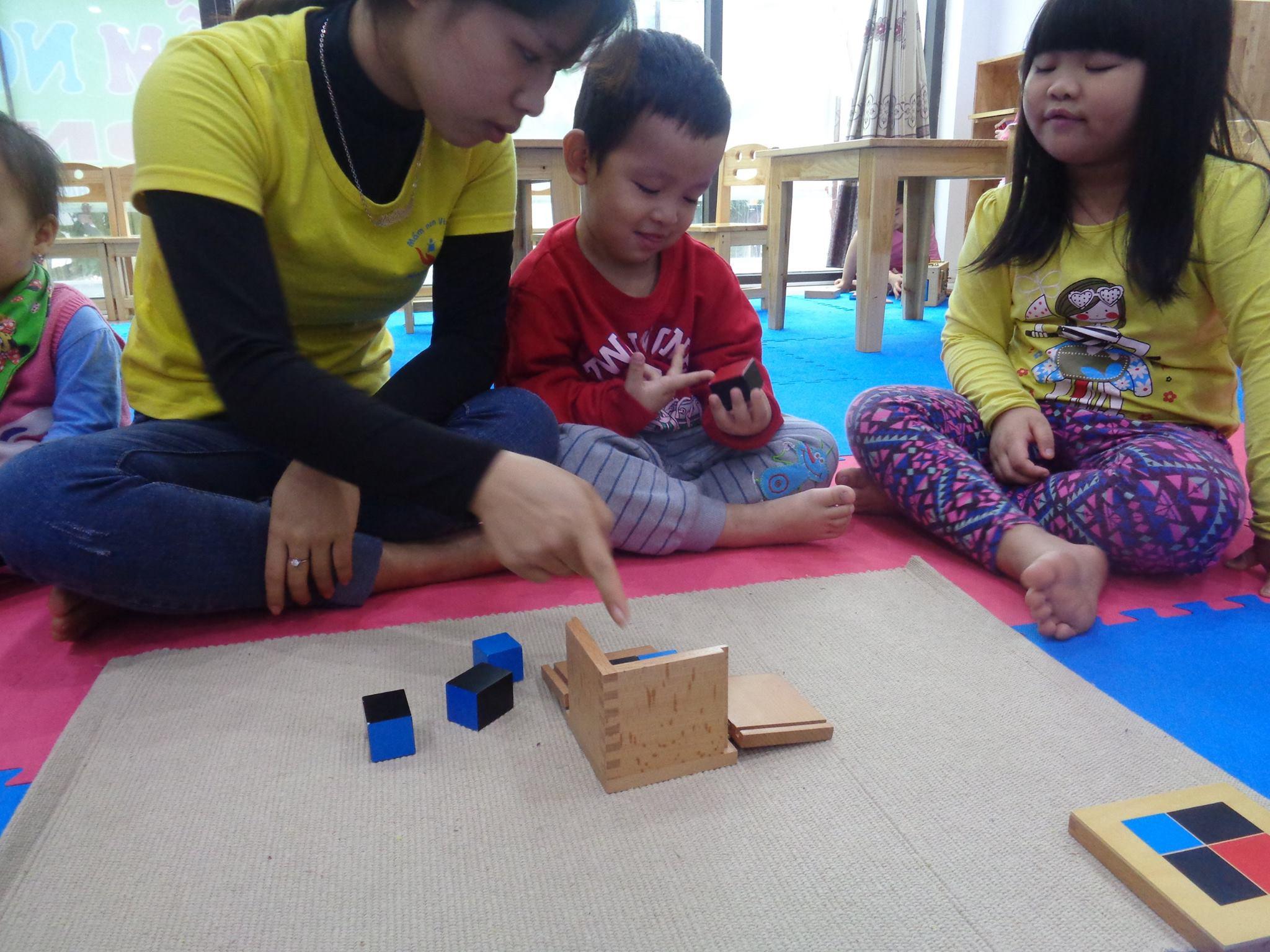 Trường mầm non song ngữ Vietkids Montessori - Đại Thanh