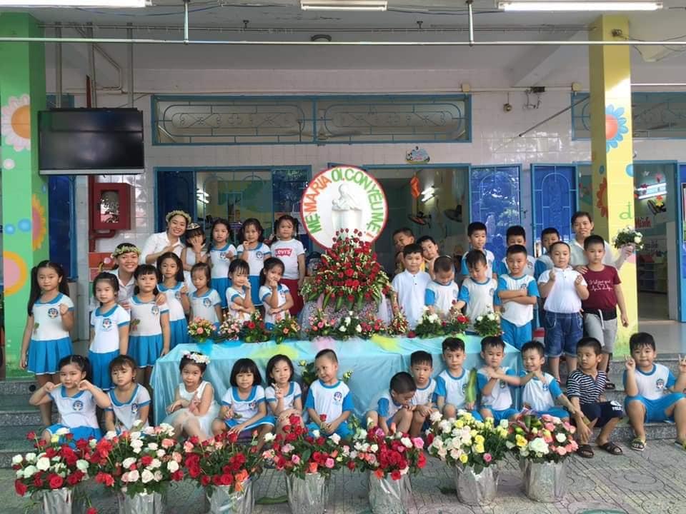 Trường mầm non Đức Tuấn - Phường 16