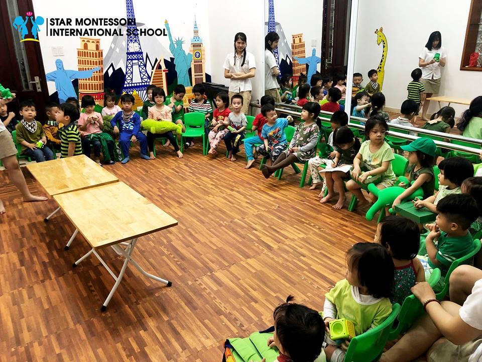 Trường mầm non Star Montessori International School – SMIS - Yên Hòa