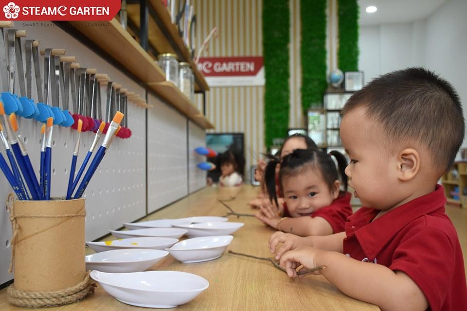 Trường mầm non STEAME GARTEN - Phường 13