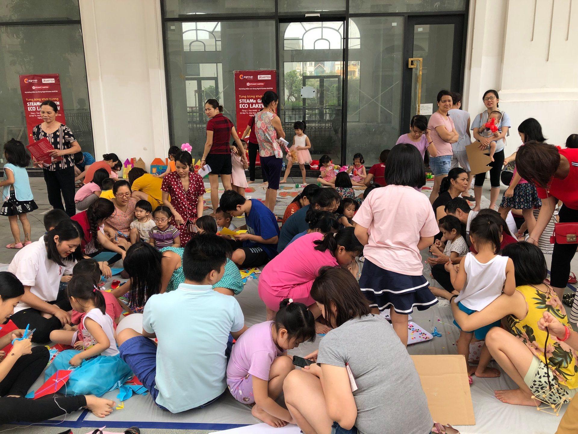 Trường mầm non STEAMe Hà Nội - Trần Phú Hà Đông
