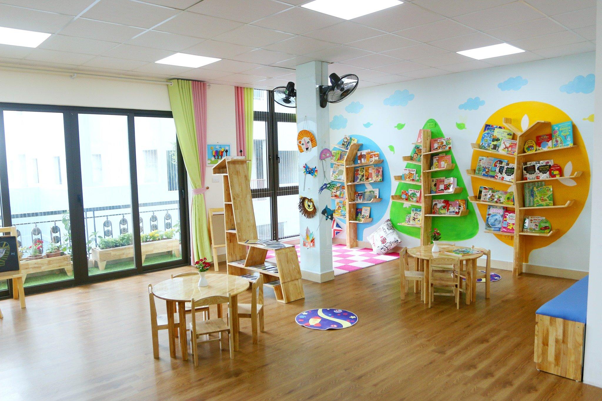 Trường mầm non Sư Tử Nhỏ (Babylion Preschool) - Lĩnh Nam