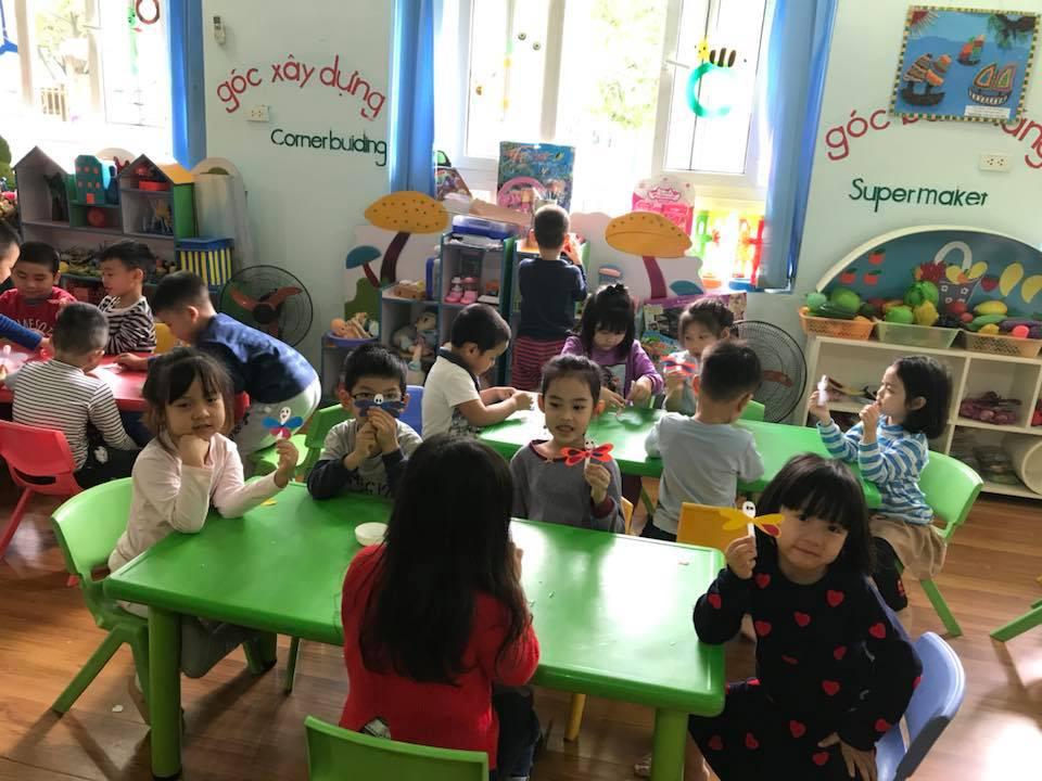 Trường mầm non Sunflower - Mỹ Đình