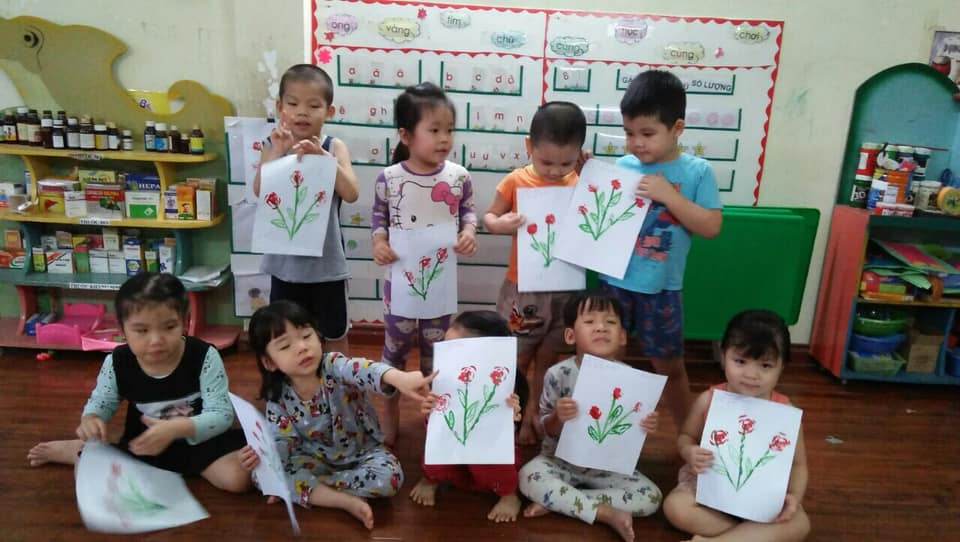 Trường mầm non Sunflower - Phả Lễ