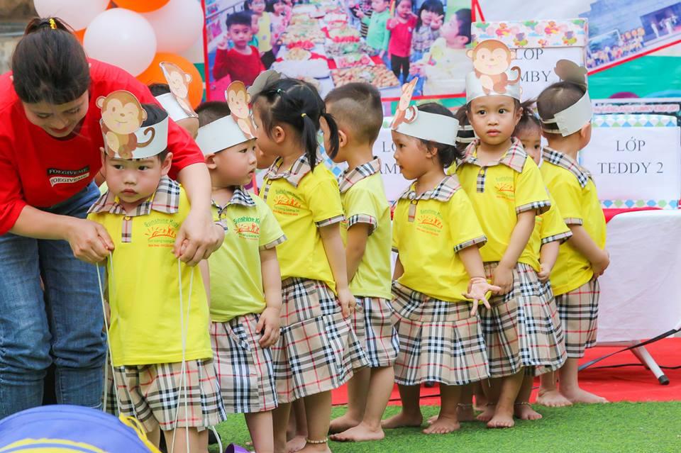 Trường mầm non Tia Nắng Mặt Trời ( Sunshine Kids ) - Nguyễn Hoàng