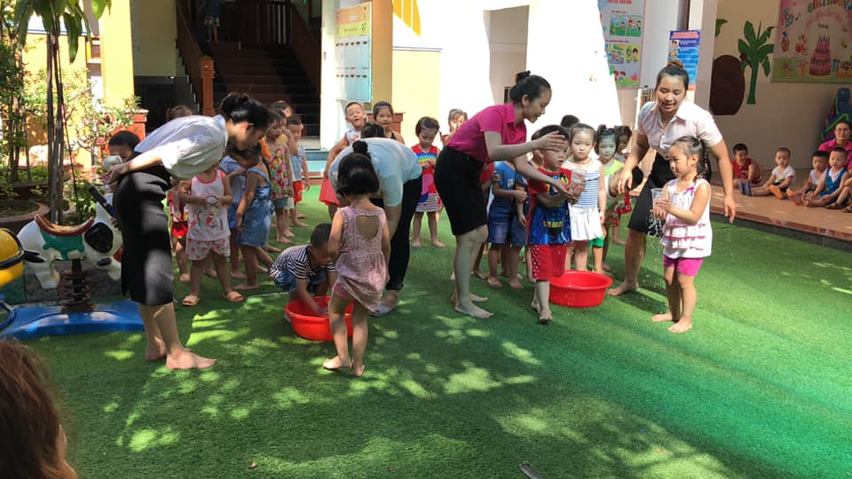 Trường mầm non Tài Năng Nhí - Lương Định Của
