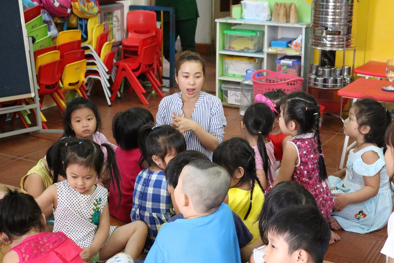 Trường mầm non Tâm Đức - Phước Long B