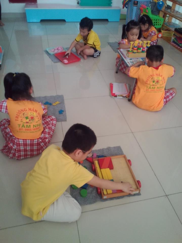 Trường mầm non Tâm Nhi - Trường Thọ