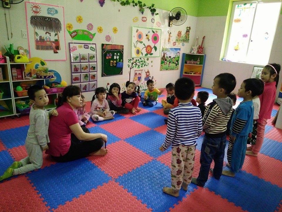 Trường mầm non Tâm Phúc - Đoạn Xá