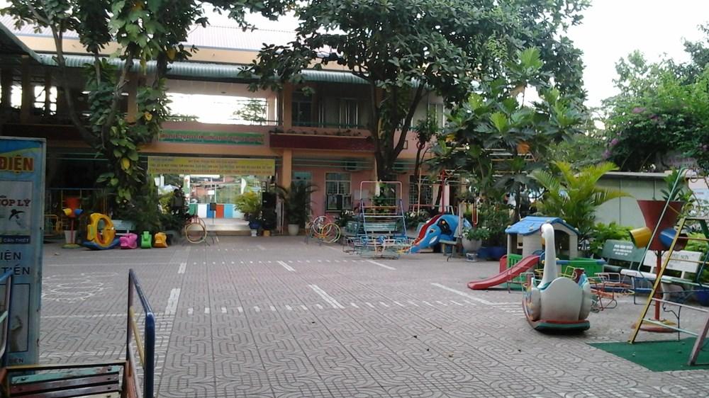 Trường mầm non Tân Phú - Tân Phú