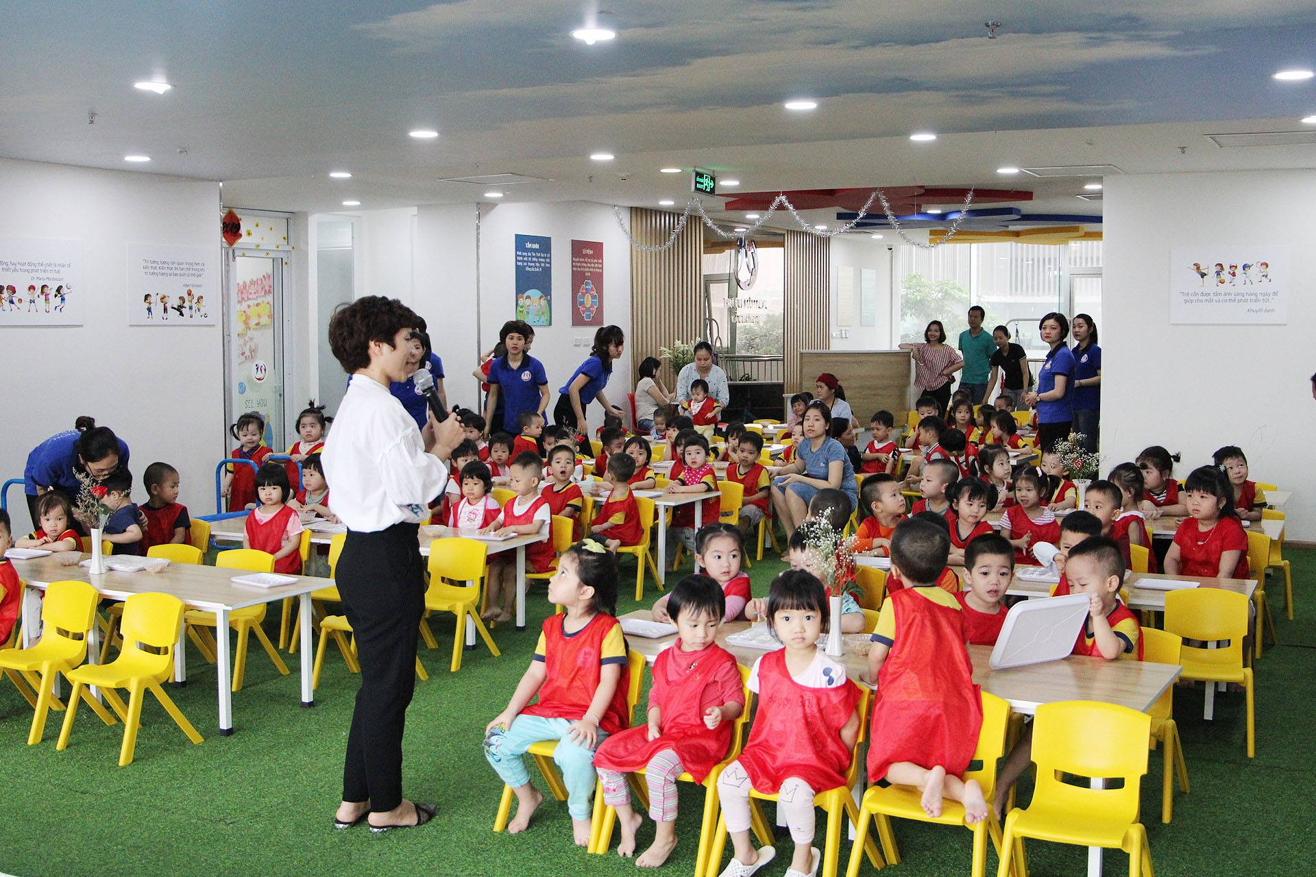 Trường mầm non Tân Thời Đại ( Eco Green) - Nguyễn Xiển